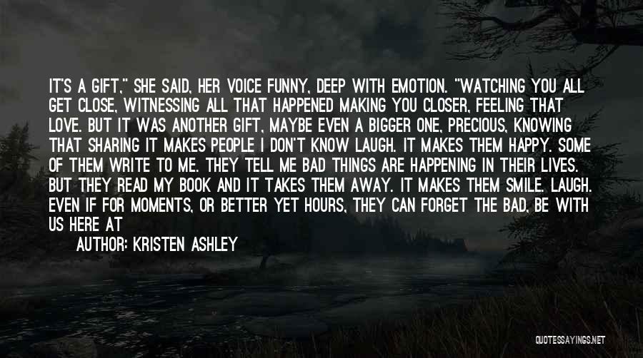 How To Love Book Quotes By Kristen Ashley