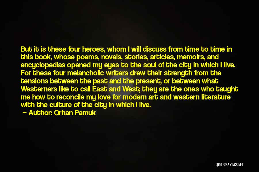 How To Love Book Quotes By Orhan Pamuk