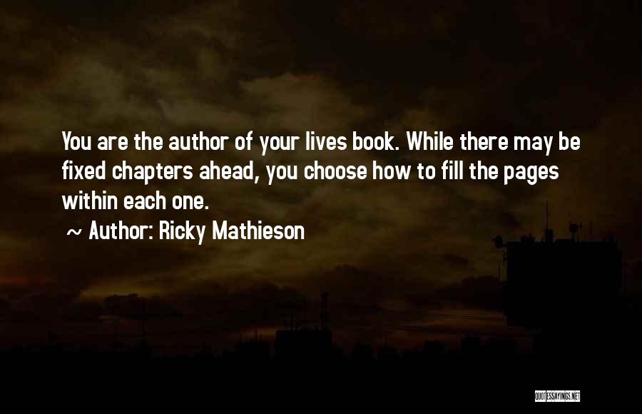 How To Love Book Quotes By Ricky Mathieson