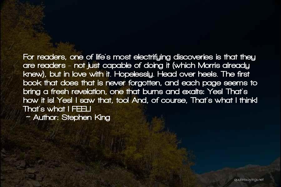 How To Love Book Quotes By Stephen King