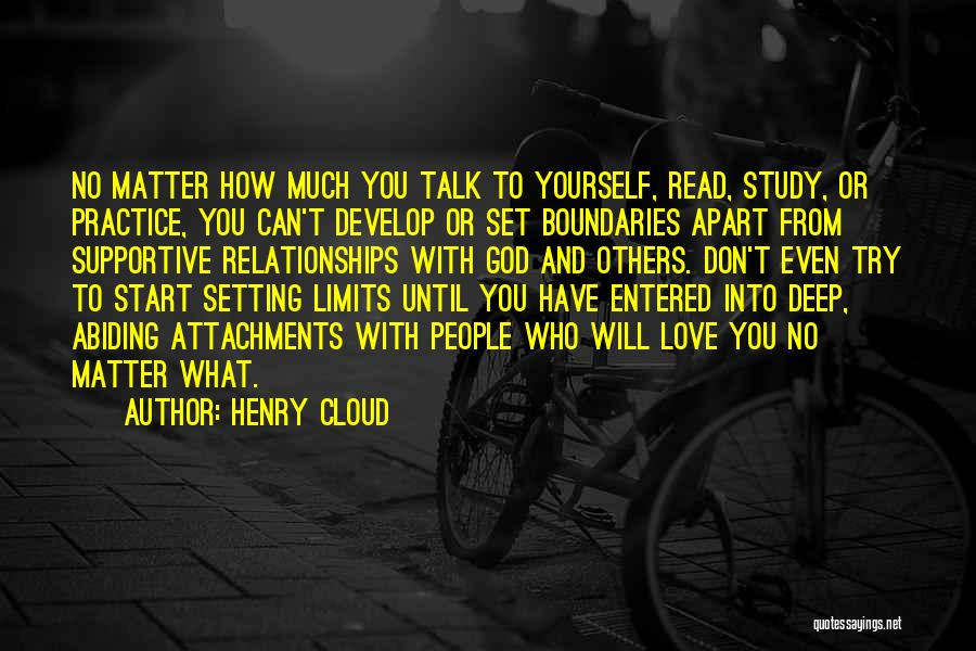 How To Love Yourself Quotes By Henry Cloud