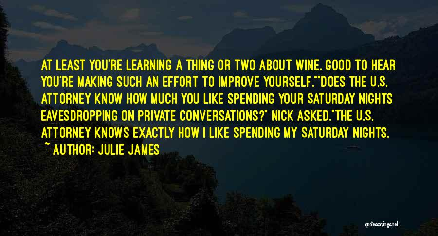 How To Love Yourself Quotes By Julie James