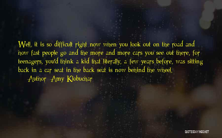 How You See Quotes By Amy Klobuchar