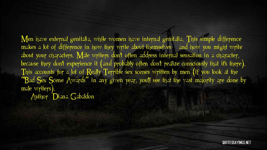 How You See Quotes By Diana Gabaldon