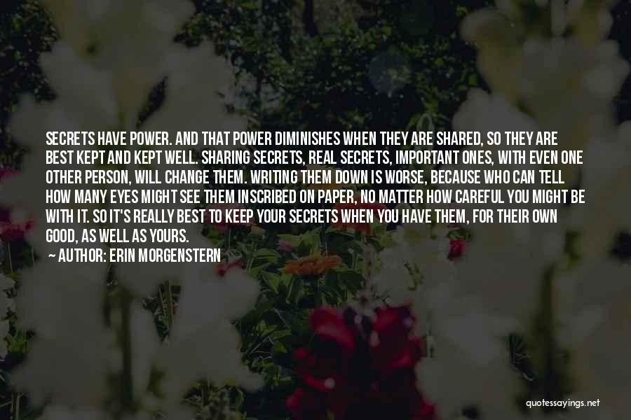 How You See Quotes By Erin Morgenstern