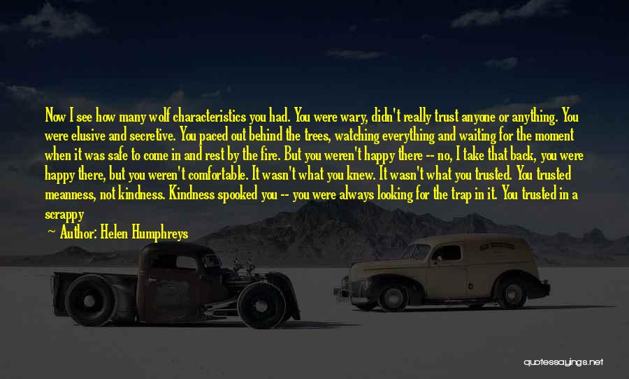 How You See Quotes By Helen Humphreys