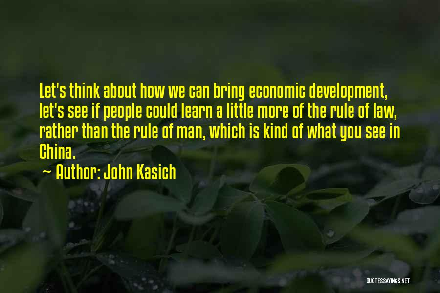 How You See Quotes By John Kasich