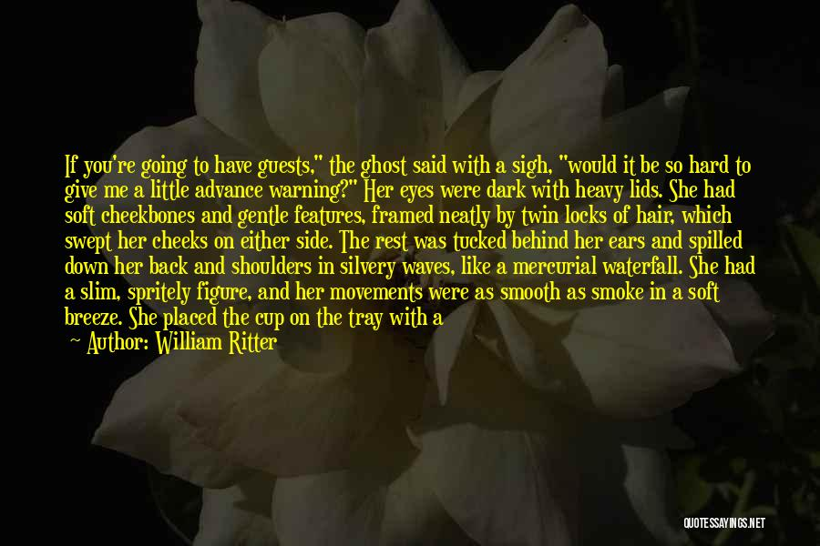 How You See Quotes By William Ritter