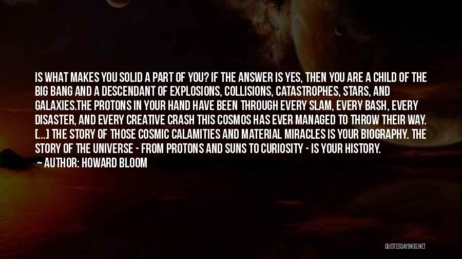 Howard Bloom Quotes 1536987