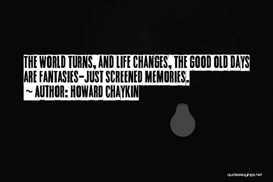 Howard Chaykin Quotes 664433
