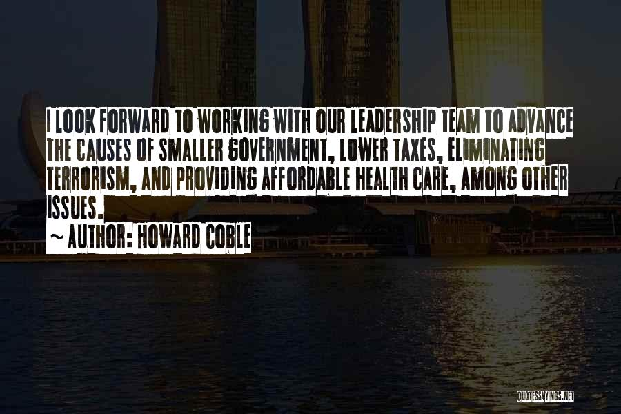 Howard Coble Quotes 1419858