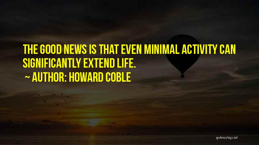 Howard Coble Quotes 1917577