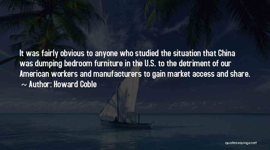 Howard Coble Quotes 2149528