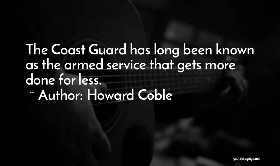 Howard Coble Quotes 862178