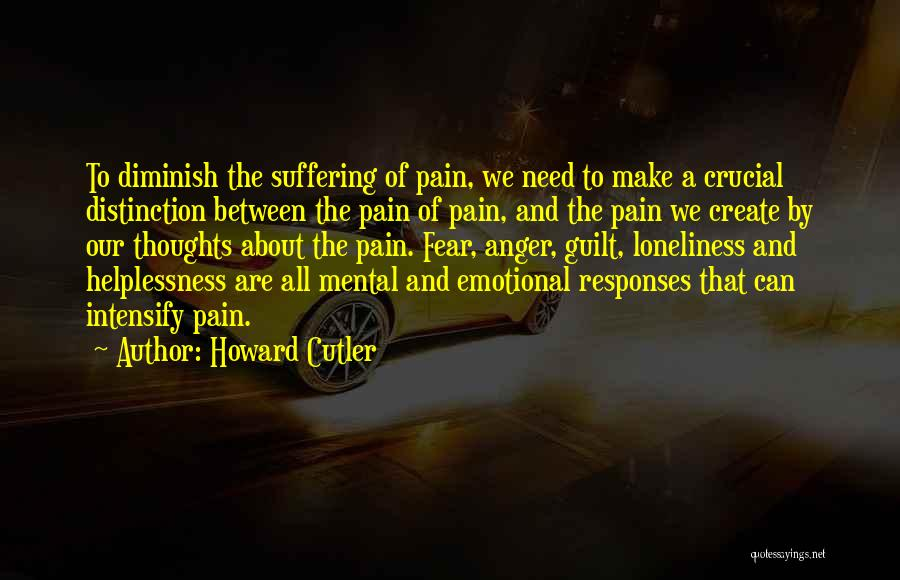 Howard Cutler Quotes 434826