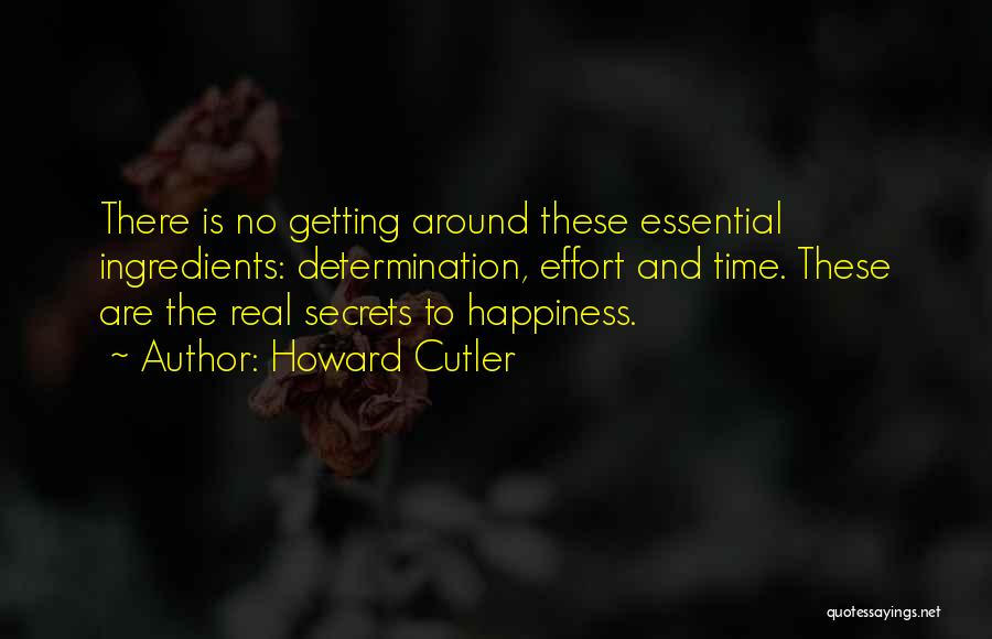 Howard Cutler Quotes 722590