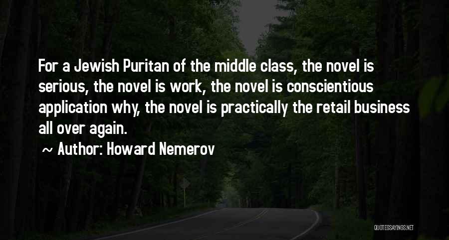 Howard Nemerov Quotes 1649626