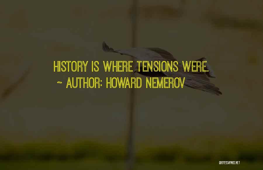 Howard Nemerov Quotes 850341