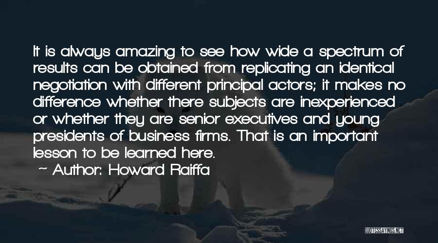 Howard Raiffa Quotes 1657182