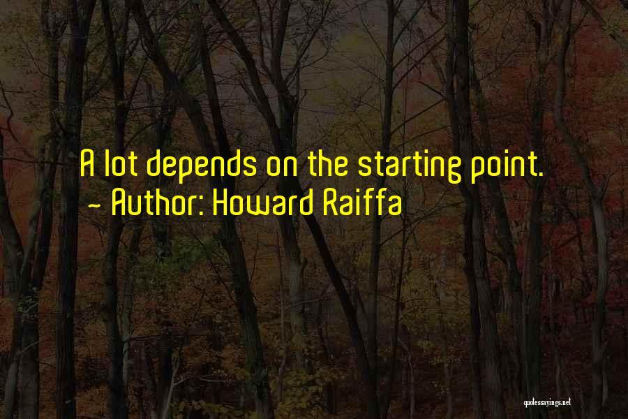 Howard Raiffa Quotes 918095