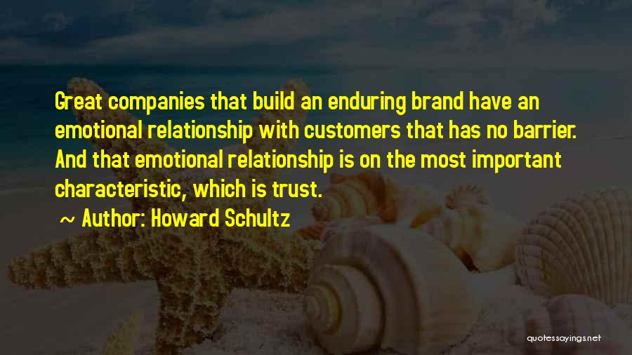 Howard Schultz Quotes 1219572