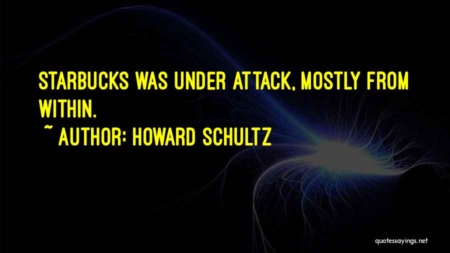 Howard Schultz Quotes 1280206