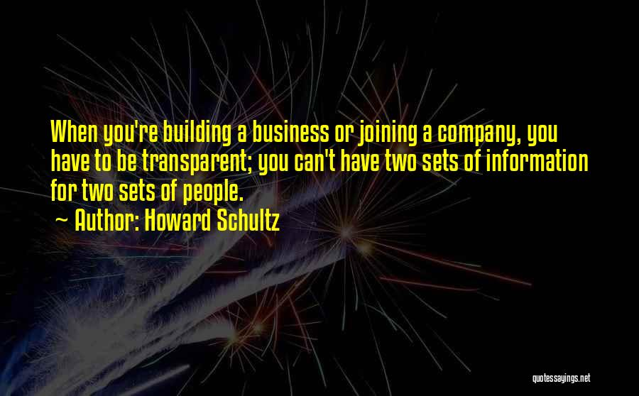 Howard Schultz Quotes 2227522