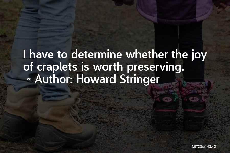 Howard Stringer Quotes 1406619