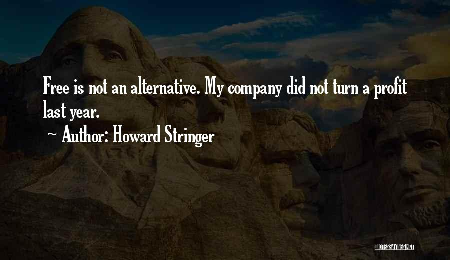 Howard Stringer Quotes 1725383