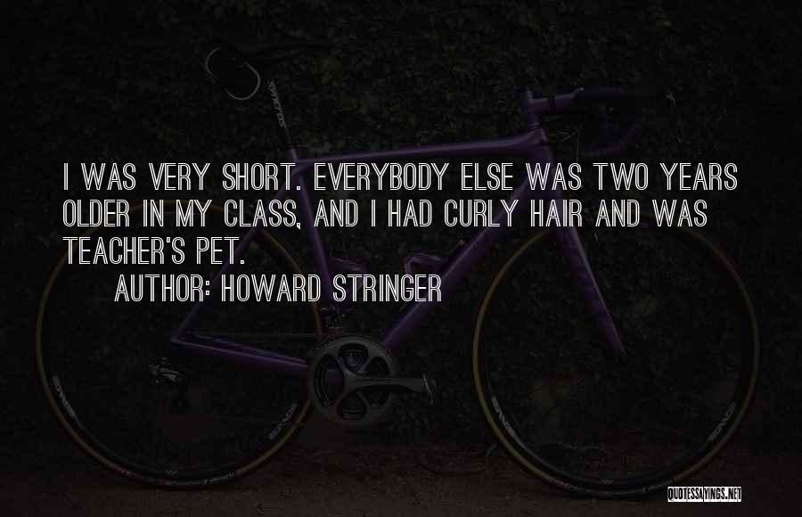 Howard Stringer Quotes 1733451