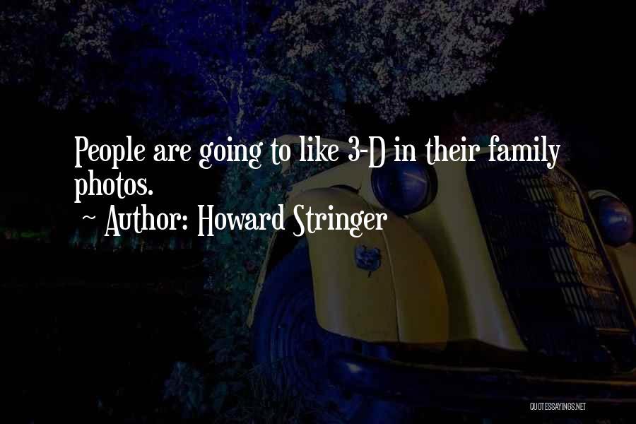 Howard Stringer Quotes 505213
