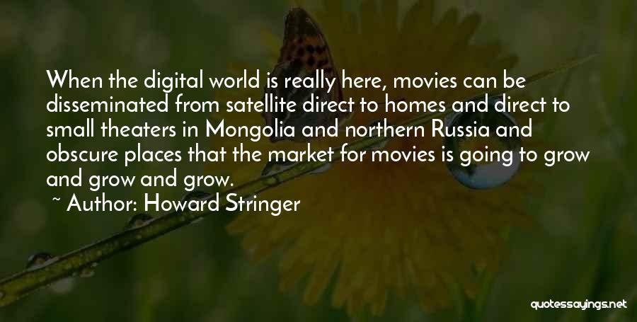 Howard Stringer Quotes 914789