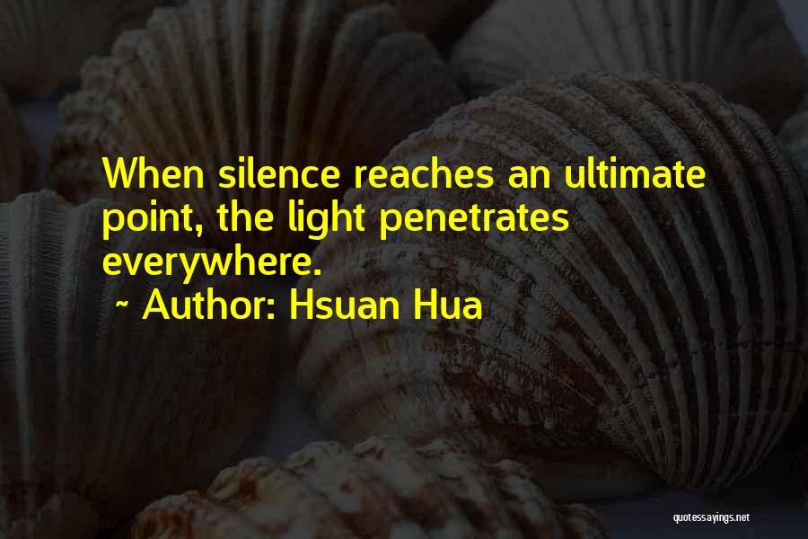 Hsuan Hua Quotes 2026386