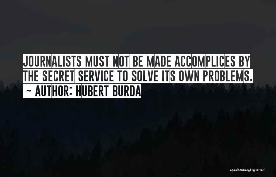 Hubert Burda Quotes 1054870