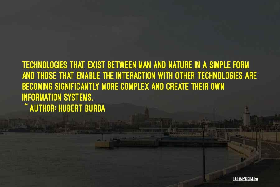 Hubert Burda Quotes 1244639