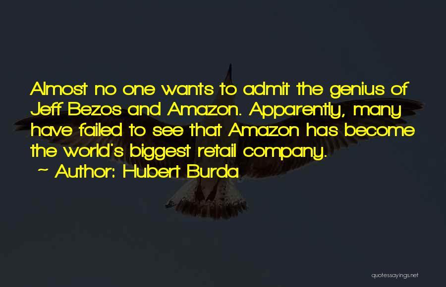 Hubert Burda Quotes 165997