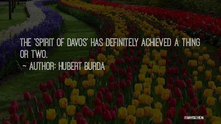 Hubert Burda Quotes 2248808