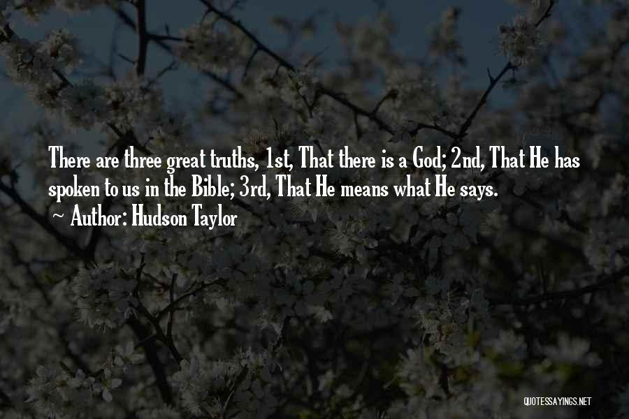 Hudson Taylor Quotes 1124535