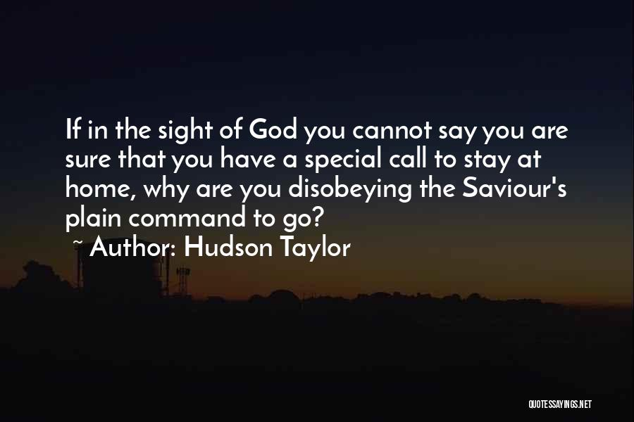 Hudson Taylor Quotes 138401