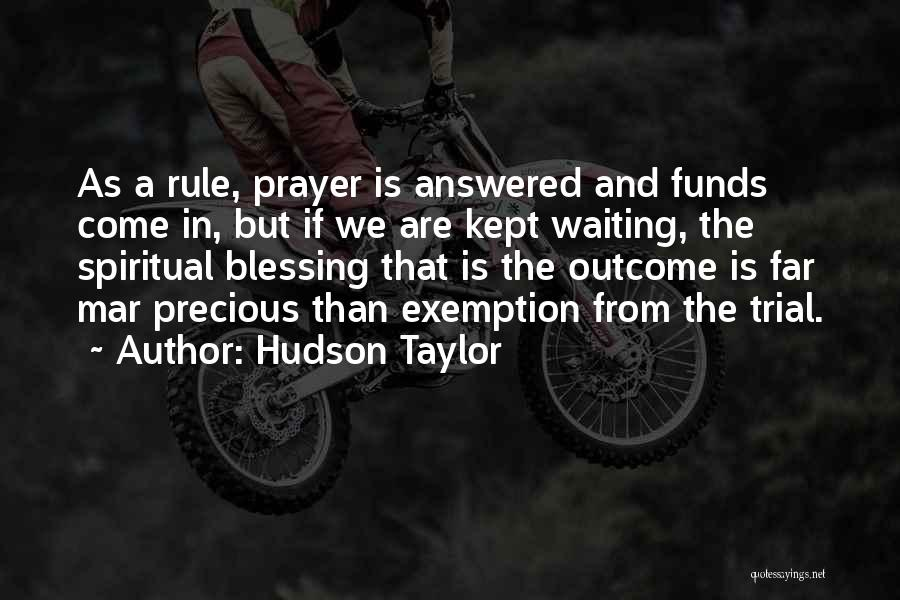 Hudson Taylor Quotes 1465731