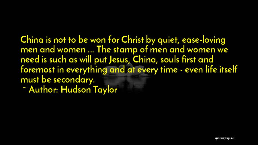 Hudson Taylor Quotes 1607064