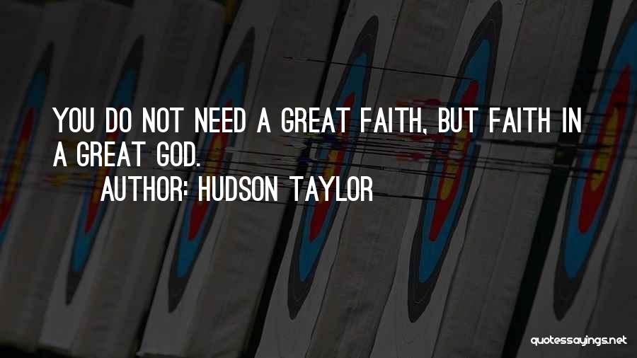 Hudson Taylor Quotes 194691