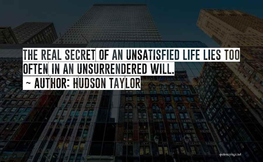 Hudson Taylor Quotes 2051631