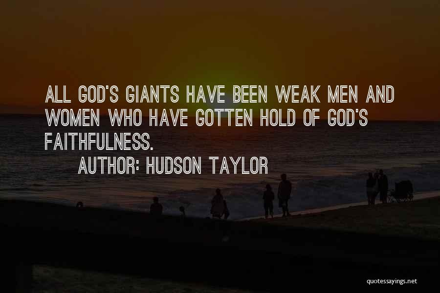 Hudson Taylor Quotes 2081791