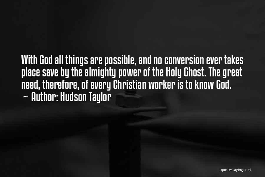 Hudson Taylor Quotes 217661