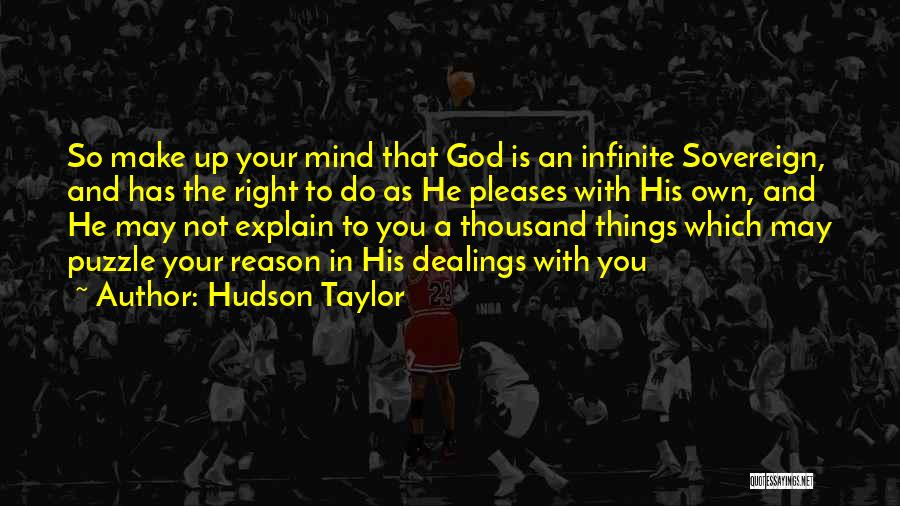 Hudson Taylor Quotes 721280