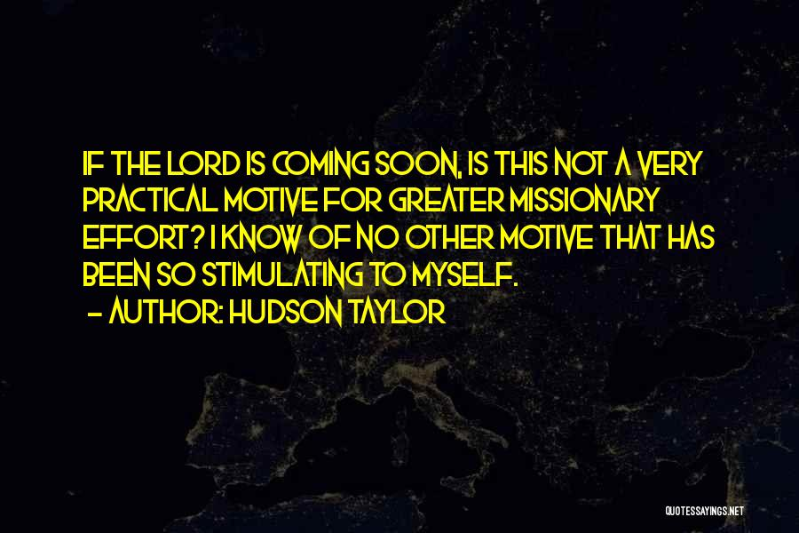 Hudson Taylor Quotes 975030