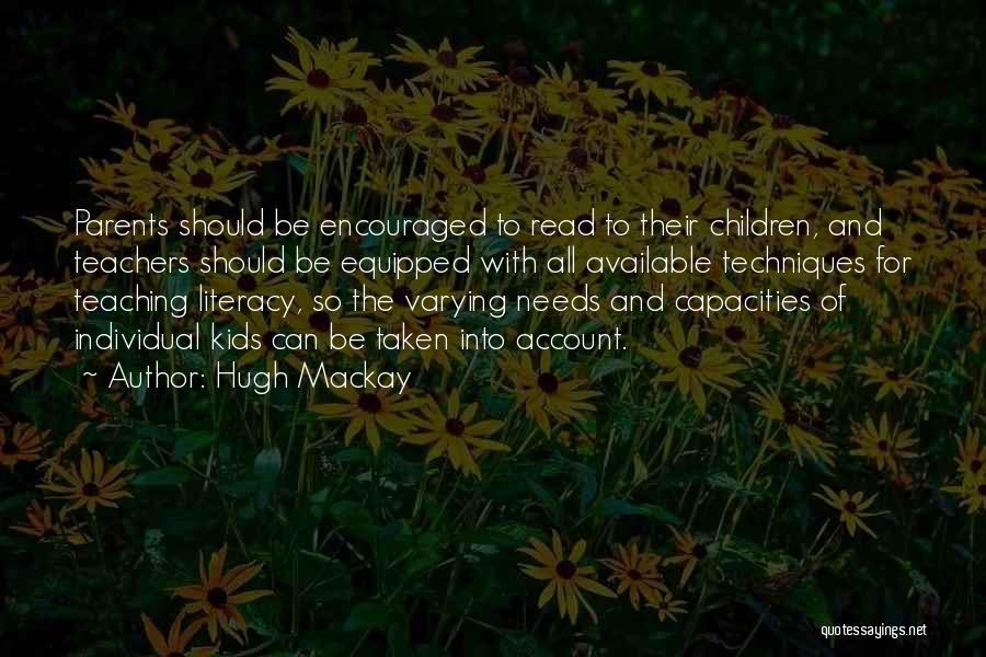 Hugh Mackay Quotes 1593347