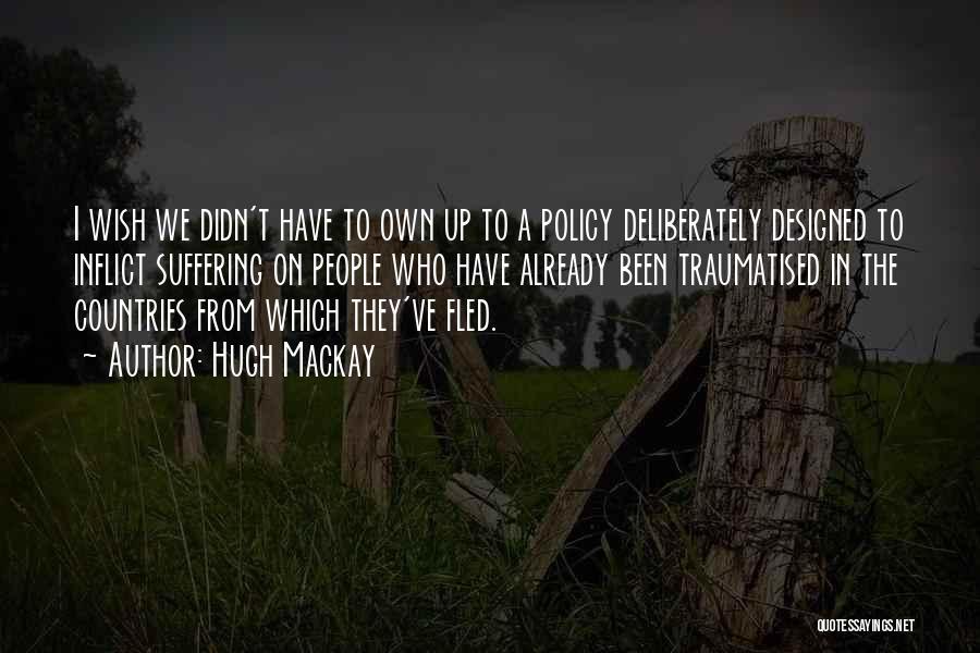 Hugh Mackay Quotes 1945585