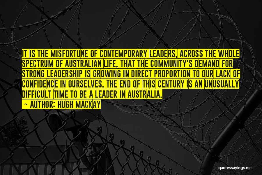 Hugh Mackay Quotes 776560
